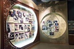 Asiático sala de exposiciones nacional de ŒIndoor del ¼ de Museumï de la película de China, Pekín, China, Imágenes de archivo libres de regalías