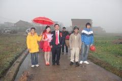 Asia�china�GUANGXI,The The minority nationalities wedding Stock Photo