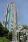 Asia,China,SHENZHEN New Times Plaza Royalty Free Stock Photo