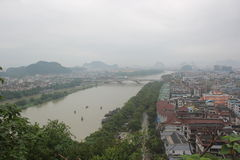 Asia,china,The tourist city of Guilin Stock Image