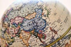 asia östligt jordklot Arkivfoton