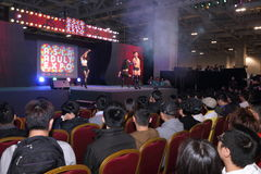 Asia Adult Expo 2013 Stock Photography