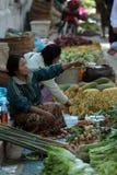 ASIA ASIA SUDORIENTAL LAOS LUANG PRABANG Fotos de archivo libres de regalías