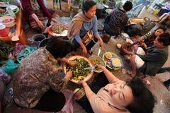 ASIA ASIA SUDORIENTAL LAOS LUANG PRABANG Imagenes de archivo
