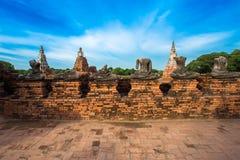 Asia, Ayuthaya, provincia de Ayuthaya, Sukhothai, Tailandia fotografía de archivo libre de regalías
