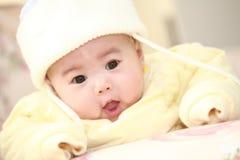Asia baby Royalty Free Stock Photo