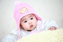 Asia baby Royalty Free Stock Photography