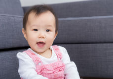 Asia baby Stock Image