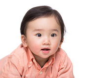Asia baby boy Stock Photography