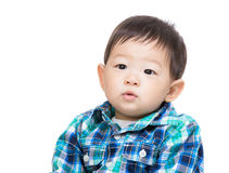 Asia baby boy Stock Photos