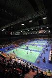 asia badmintonmästerskap 2011 Arkivfoto