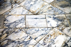 In   asia  bangkok  abstract pavement cross stone step the templ Royalty Free Stock Image
