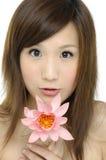 Asia beautiful Stock Photos