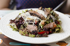 Asia beef salad Stock Photos