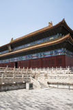 In Asia, Beijing, China, historic buildings, the Imperial Ancestral Temple Stock Images