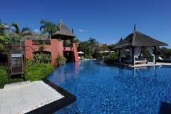 asia Benidorm uprawia ogródek hotelowego Spain Fotografia Royalty Free