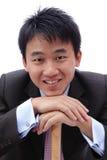 Asia Business man Stock Photos
