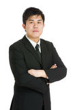 Asia business man Royalty Free Stock Photos