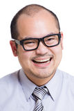 Asia business man smile Stock Photography