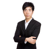 Asia businessman portrait Royalty Free Stock Photos