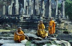 ASIA CAMBODIA ANGKOR Royalty Free Stock Image