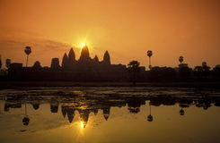 ASIA CAMBODIA ANGKOR Royalty Free Stock Photos
