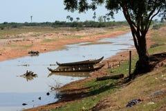 ASIA CAMBODIA SIEM RIEP TONLE SAP Royalty Free Stock Image