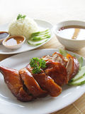 Asia Chicken Rice Royalty Free Stock Image