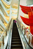 Asia China, Beijing, APM shopping center, indoor. China, Beijing,, APM shopping center, the Wangfujing shopping district, one-stop modern model, the daily trend Royalty Free Stock Images