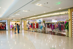 Asia China, Beijing, APM Shopping Center Stock Photography