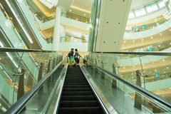 Asia China, Beijing, APM Shopping Center Stock Image