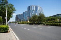 Asia China, Beijing, Beichen, InterContinental Hotel Stock Photos
