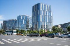 Asia China, Beijing, Beichen, InterContinental Hotel Royalty Free Stock Photo