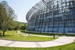 Asia China, Beijing, botanical garden,Exhibition Greenhouse Stock Photo