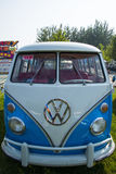 Asia China, Beijing, Classic car show,Volkswagen t1 Cars Stock Image
