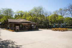 Asia China, Beijing, Daxing, wild animal park,Park Landscape, Royalty Free Stock Photography