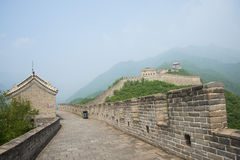 Asia China, Beijing, the Great Wall Juyongguan, Stock Photography