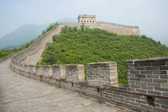 Asia China, Beijing, the Great Wall Juyongguan, Stock Photo