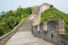 Asia China, Beijing, the Great Wall Juyongguan, Stock Images