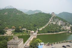 Asia China, Beijing, the Great Wall Juyongguan, Royalty Free Stock Photo