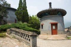 Asia China, Beijing, the Great Wall Juyongguan,Circle warehouse Stock Images