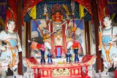 Asia China, Beijing, the Great Wall Juyongguan,Temple, Buddha Royalty Free Stock Photo