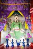 Asia China, Beijing, the Great Wall Juyongguan,Temple, Buddha Stock Image