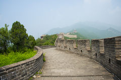 Asia China, Beijing, historic buildings, the Great Wall Juyongguan, Stock Photography
