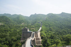 Asia China, Beijing, historic buildings, the Great Wall Juyongguan,. Juyongguan Great Wall, along the Great Wall north of Beijing's famous ancient city relations stock photos