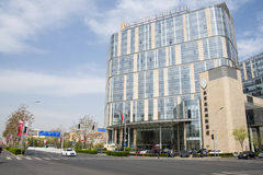 Asia China, Beijing,InterContinental Beijing Beichen Hotel Royalty Free Stock Images