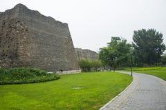 Asia China, Beijing, Ming City Wall Ruins Park Royalty Free Stock Photo