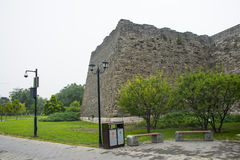 Asia China, Beijing, Ming City Wall Ruins Park Stock Images