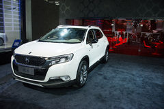 Asia China, Beijing, National Convention Center, import Auto Expo Royalty Free Stock Image