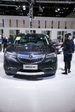 Asia China, Beijing, National Convention Center, import Auto Expo Royalty Free Stock Images